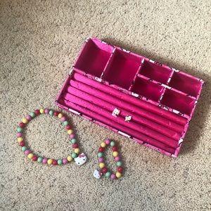 Hello kitty jewelry bundle!